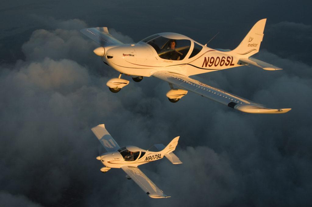 kurs pilota samolotu