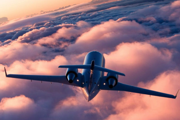 2 Przelot samolotem Air Taxi